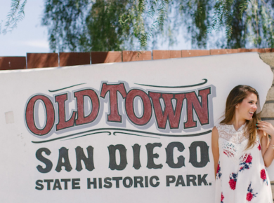 Spend A Day In Old Town, San Diego