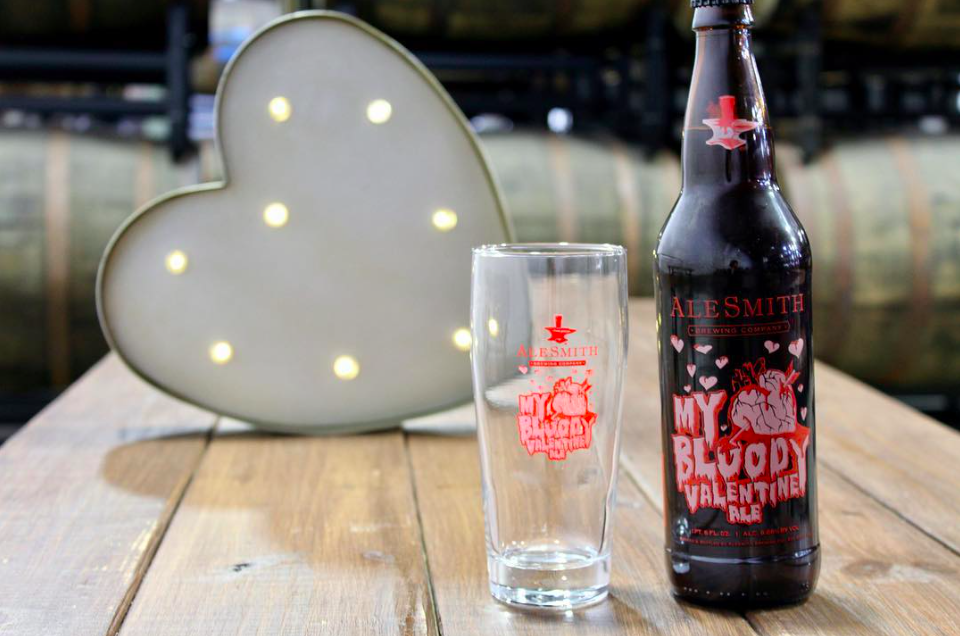 A Pint for a Pint (Glass): Blood Drive at AleSmith Brewing