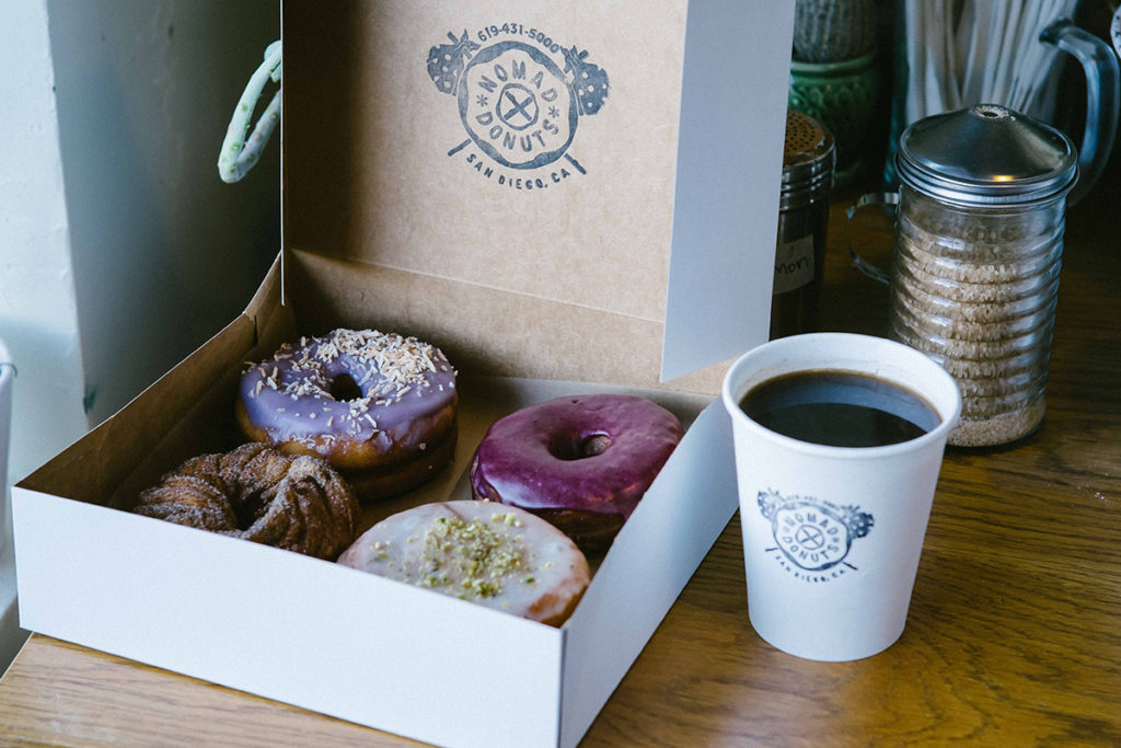 Get A Sneak Peek At Nomad Donuts' New Location And Support A Great Local Cause