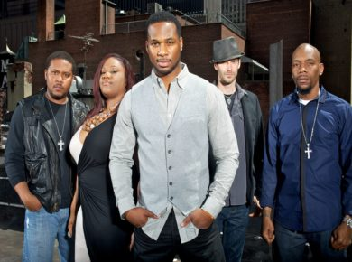 Robert Randolph & the Family Band