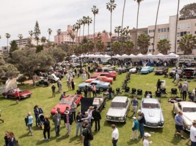 La Jolla Concours d'Elegance Is A Dream Place For Any Car Lovers