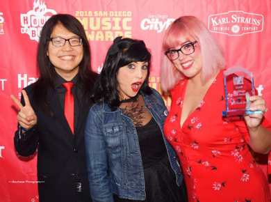 Here Are All Of The Winners From The 27th Annual San Diego Music Awards