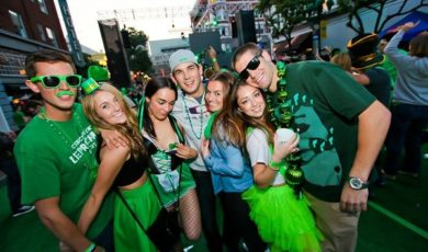 ShamROCK Is The Only Place To Celebrate St. Patrick's Day