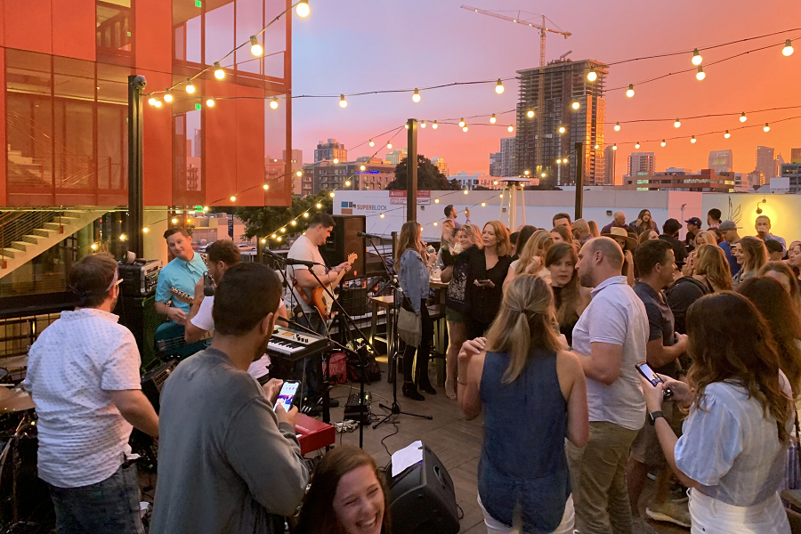 New Live Music At 10 Barrel Brewing Co.
