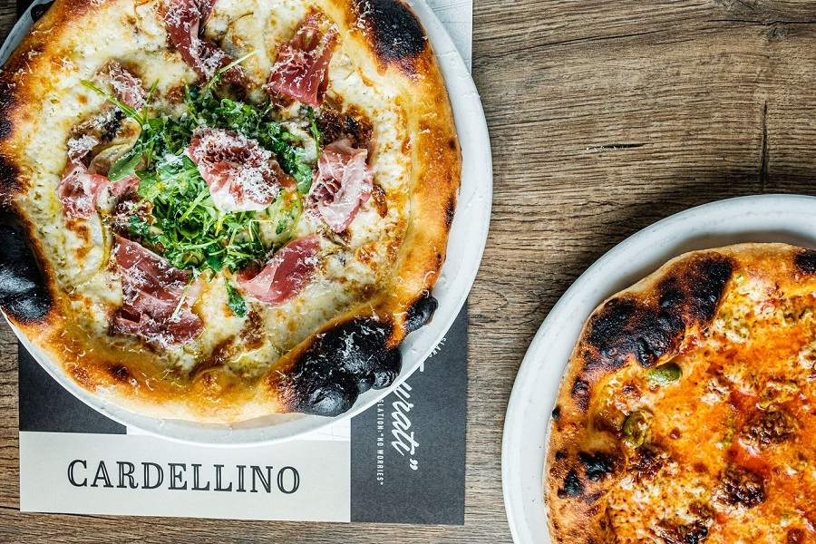 Cardellino Reopens For Takeout & Unveils Weekend Pastry Boxes Featuring You & Yours Distilling Co.