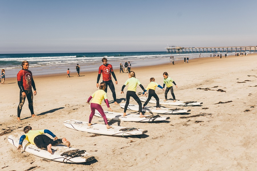 Everyday California Launching Kids' Summer Surf Camps That Give Back