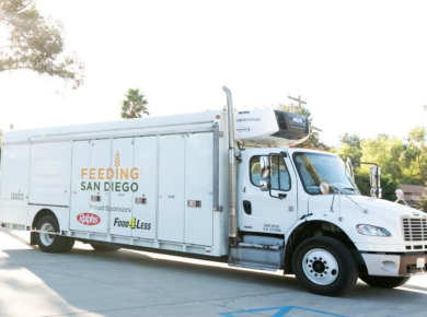 As Covid-19 Cases Spike, Feeding San Diego Reports Record High Number Of Meals Served Since March 14
