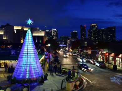 Little Italy Rings In The Holidays With Festive Activities All Month Long