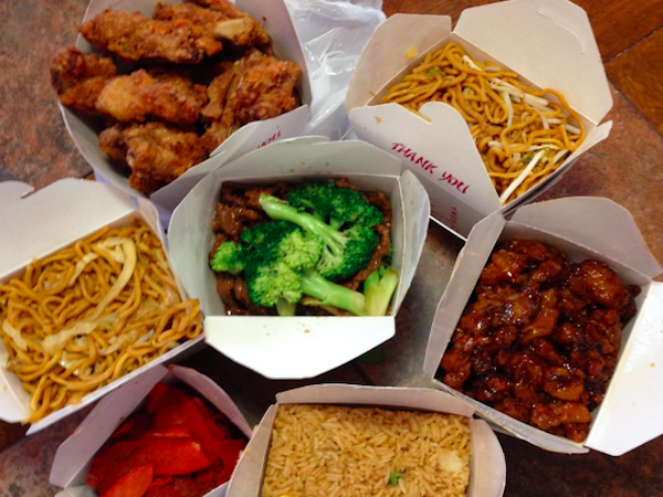 Image result for chinese takeout food near me