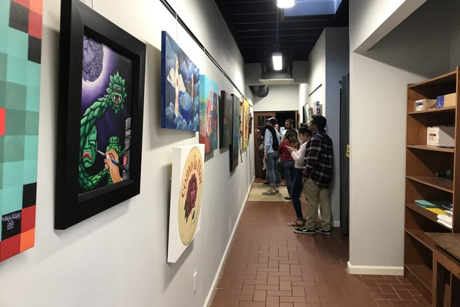 barrio art crawl