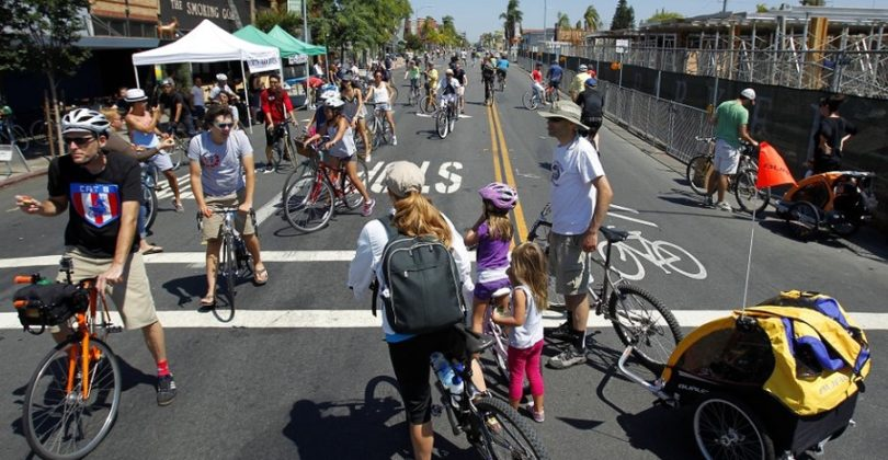 October 27: Mid City To Become A Car-Free Playground For CicloSDias