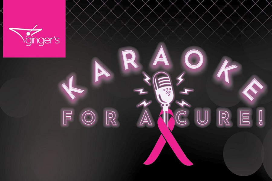 Support The Fight Against Breast Cancer By Singing Karaoke For A Cure