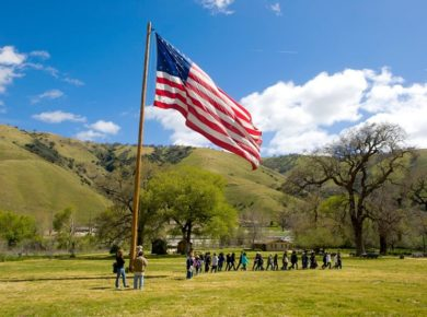 CA State Parks Thank Military Community WithFree Admission At 144 State Parks On Veterans Day