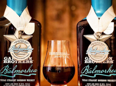 Garrison Brothers Distillery Wins Top Honors At The San Diego Spirit & Cocktail Festival 2019