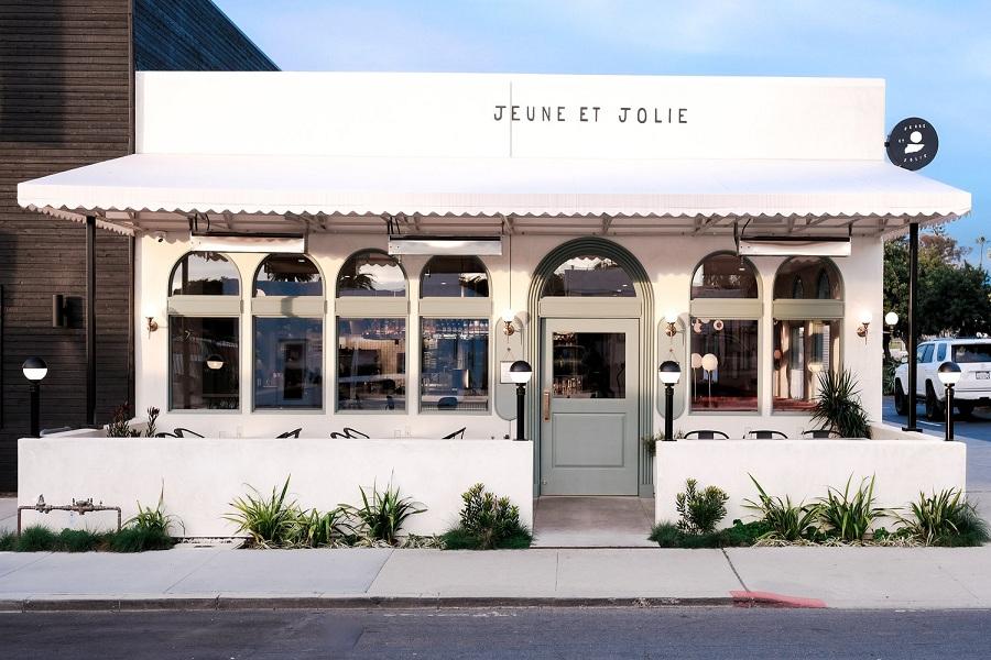 Jeune Et Jolie Included In Esquire's Best New Restaurants In America, 2019