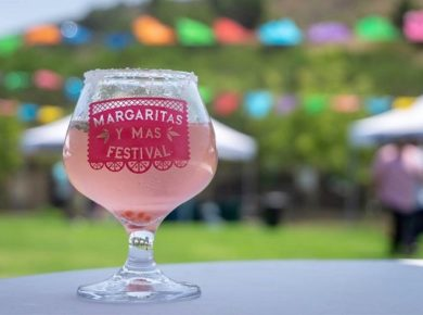 The Tequila Is Flowing At Margaritas Y Mas Festival This Weekend!