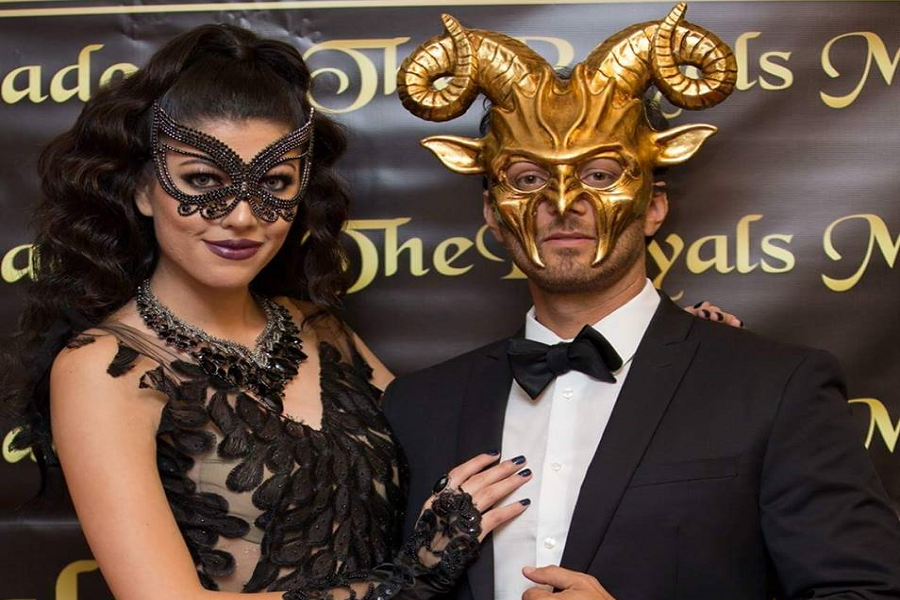 break out your best costume for the 5th annual royals
