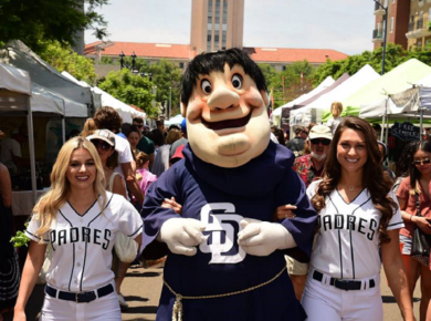 Celebrate Italian Culture And Support The Home Team At The Padres Italian Heritage Night