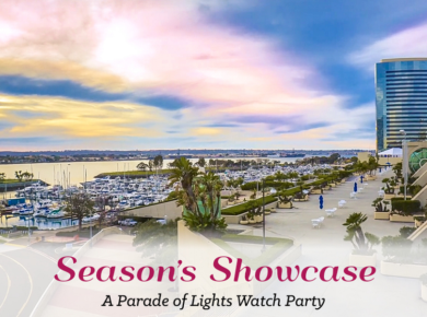 Season's Showcase: A Parade Of Lights Watch Party