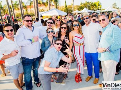 VinDiego Wine And Food Festival Is Back For It's 7th Annual Event